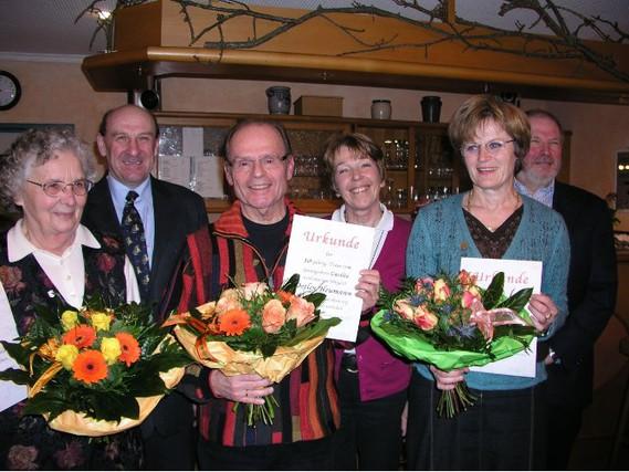 Ehrungen 2009